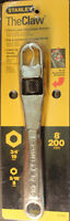 Stanley 5hl60 87-458 The Claw Adjustable Wrench 1-1/8 To 7/16, 10 Length