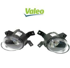 NEW Audi A3 A4 Quattro Pair Set of Left and Right Front Fog Lights Valeo OEM