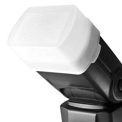 Rebote Difusor de Flash para Nikon SB-900 Speedlite