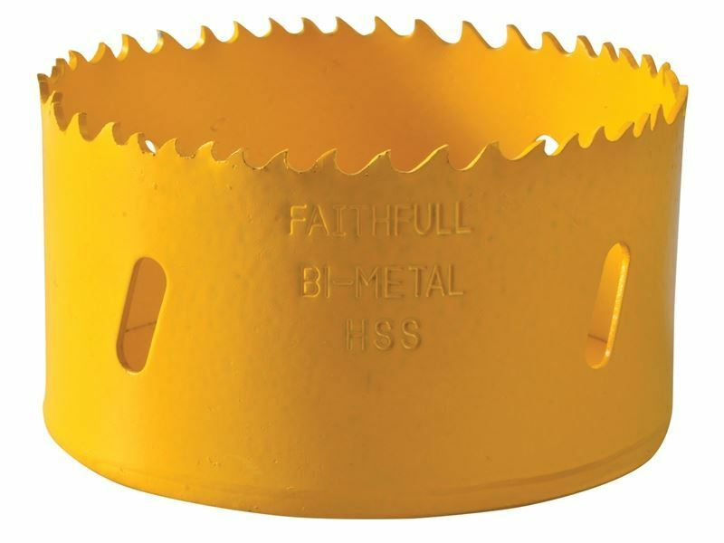 Faithfull - Varipitch Holesaw 92mm