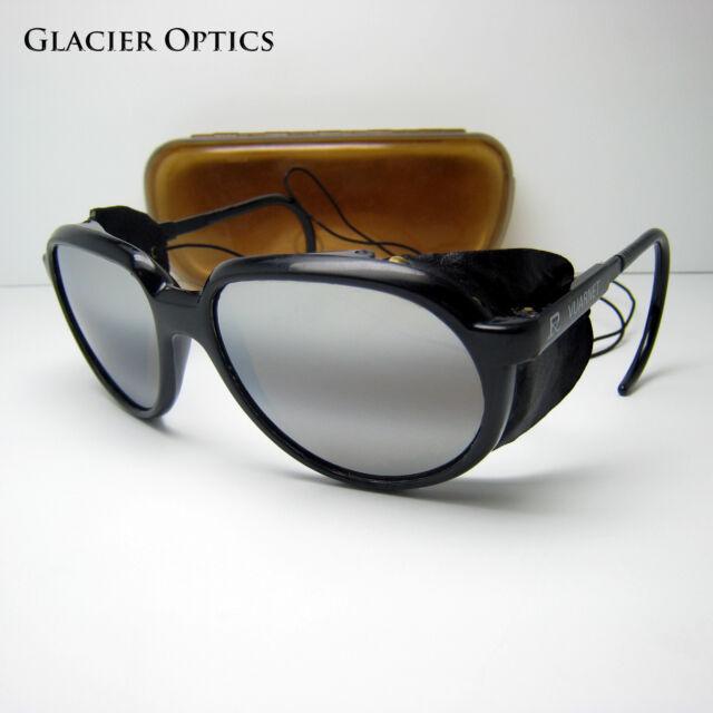 eeaaa29d0015 Vuarnet Skilynx Glacier Sunglasses Climbing Mountaineering Skiing Shield  Glasses