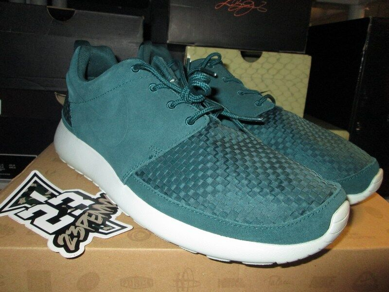 Venta Nike Atomic Roshe Run Woven Dark Atomic Nike Verde fibra de vidrio reduccion de precio especial por tiempo limitado d7e4aa