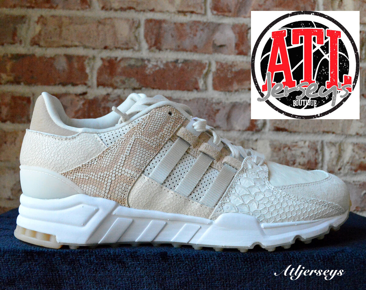 ADIDAS EQT 93 RUNNING SUPPORT ODDITY LUXE CHALK WHITE F37617