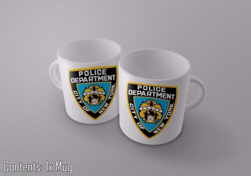 NYPD Police Department City of New York - Funny Novelty Tea/Coffee Mug