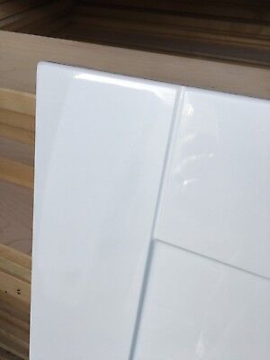 Fp P Gloss White Shaker Kitchen Cabinet Cupboard Doors Fit Howdens Kitchen Unit Ebay