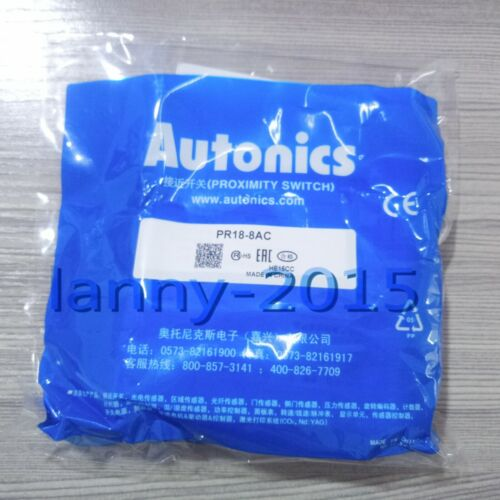 1PC Autonics Proximity Switch PR18-8AC