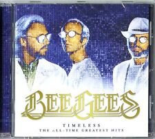 BEE GEES TIMELESS: THE ALL-TIME GREATEST HITS CD NUOVO SIGILLATO