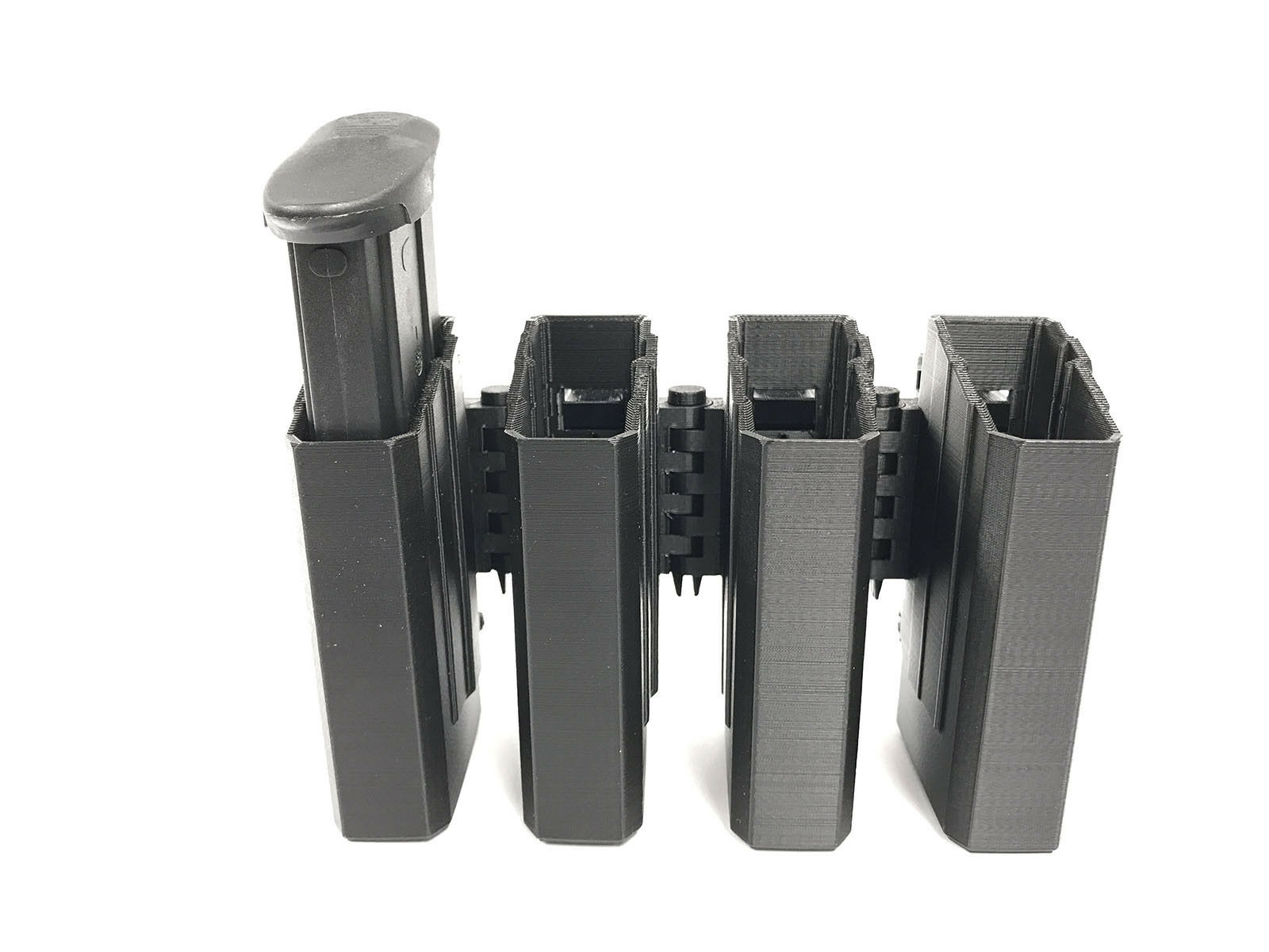 EAMP Enforcer - FN Five SeveN (5.7) Quad Mag Pouch - MagP0474-D