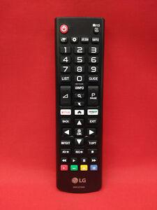 Efterstræbte remote control Original TV ULTRA HD 4K LG 55UK6750PLD NETFLIX VE-29