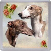 Greyhound Coaster Design No 1 by Starprint