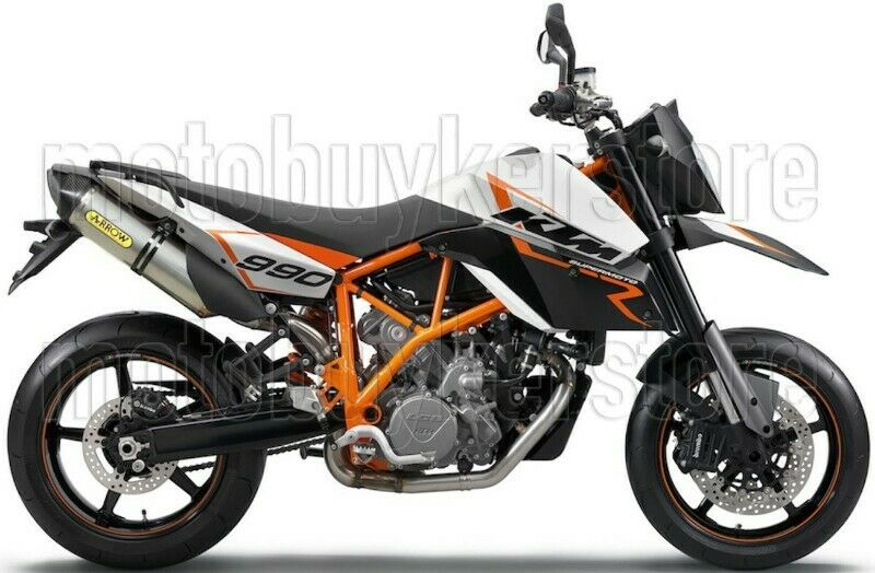 KTM 990 SUPERMOTO R STRIPPING FOR SPARES 2012