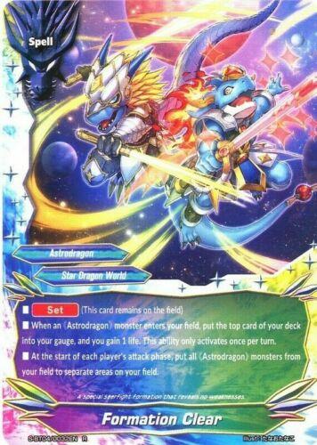 Buddyfight 1x S-BT04//0026EN R Darkshadow Genji
