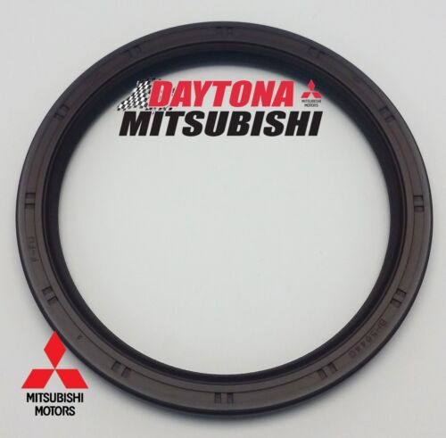 Genuine Mitsubishi 1998-2012 Galant 2.4L Rear Main Crankshaft Seal