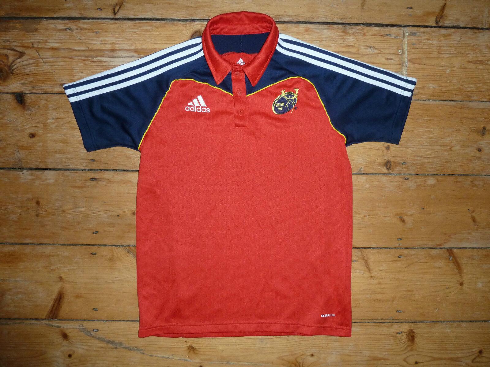 Munster Rugby Rugby Rugby Hemd S Polo Irland Rugby Trikot Camiesta Irish Rugby Hemd     | Elegant Und Würdevoll  | Leicht zu reinigende Oberfläche  | Wir haben von unseren Kunden Lob erhalten.  137aa6