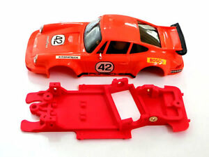 Chasis-911-Carrera-compatible-SCX-Scalextric-ES-AW-High-Performance-Mustang