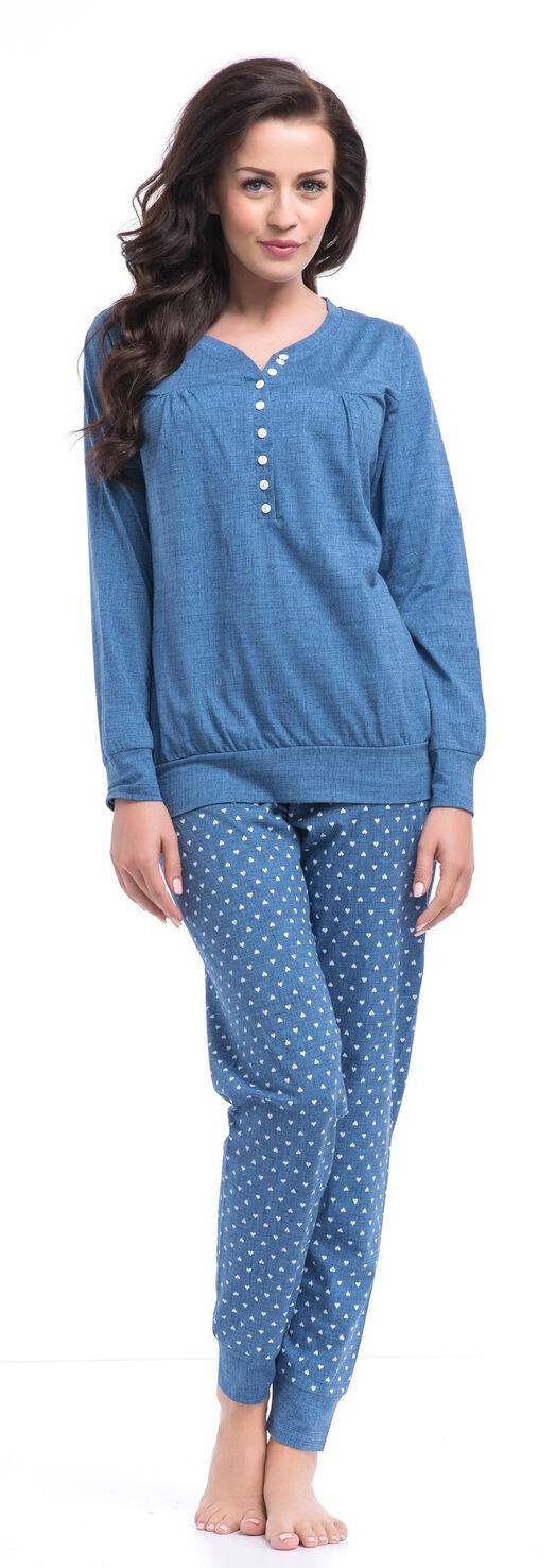 Stillpyjama Stillschlafanzug Umstandspyjama Baumwolle Mama Pyjama sets  5063