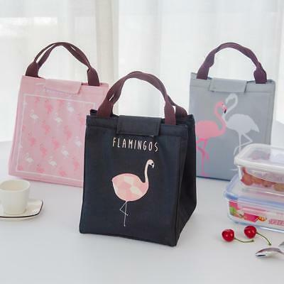 Bag Lunch Picnic Food Insulated Travel Tote School Snack Bags