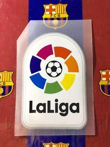 Parche Lfp La Liga Para Fc Barcelona Y Equipos De La Liga TamaÑo NiÑo AgréAble En ArrièRe-GoûT