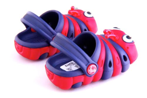 Kids Beach Sandals water-friendly Easy to wear children Caterpillar