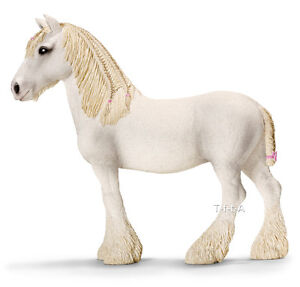 Details about FREE SHIPPING   Schleich 13735 Shire Mare Draft Horse Model  Toy - New in Package
