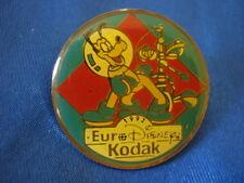 PINS EURODISNEY PARIS 1992 KODAK PLUTO MICKEY