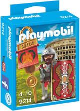 playmobil 9214 LEGIONARIO ROMANO vessillifero Romer Italy Exclusive figure MISB