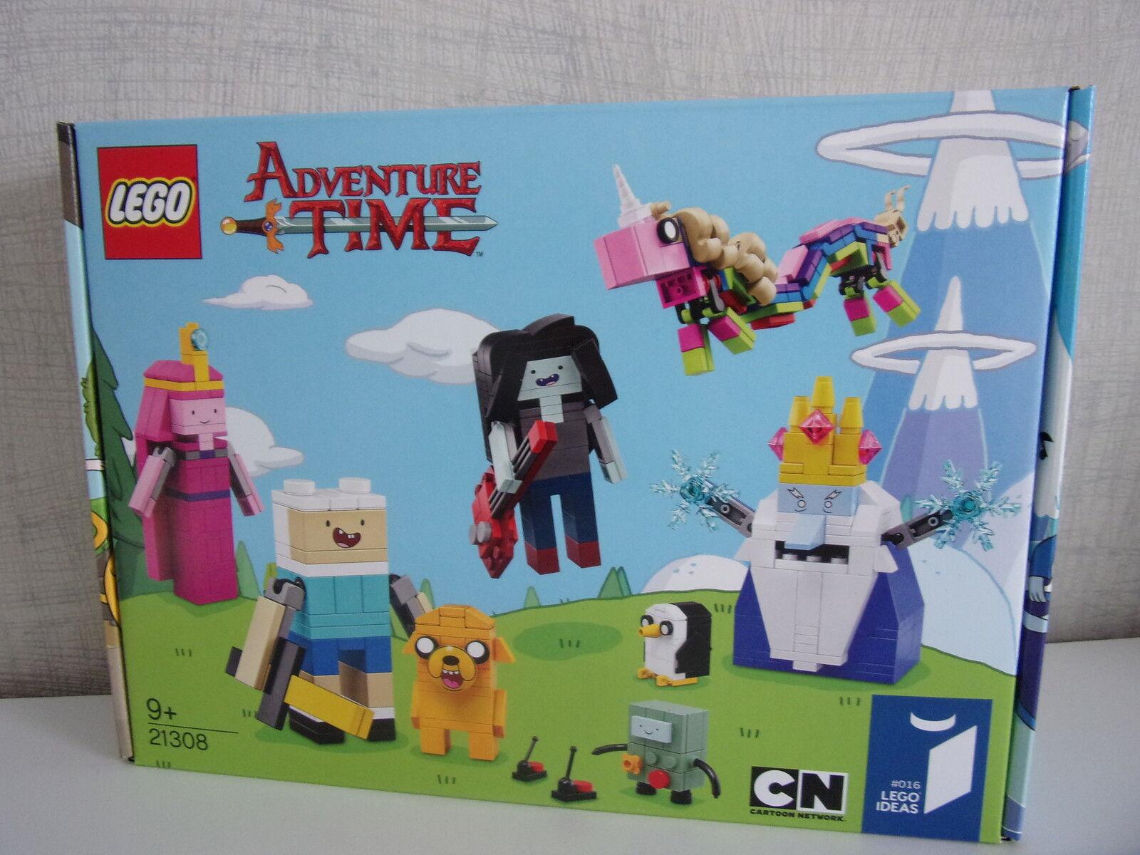 Lego Idées 21308 Adventure Time - Neuf et Emballage D'Origine