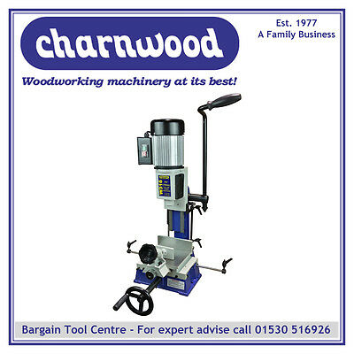 Charnwood W316 5/8'' Bench Top Morticer with Sliding Bed - EX DISPLAY W316EX