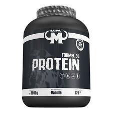 (17,54CHF/1kg) Mammut Formel 90 Protein - 3000g - Vanille  - Proteinmischung, E