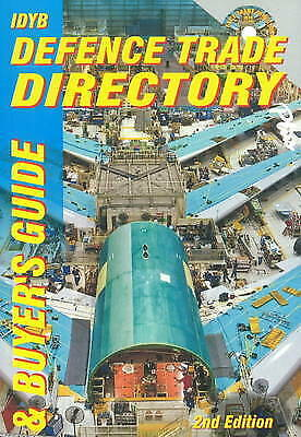 Defence Trade Directory & Buyers Guide, Paperback, Brand New, Free P&P in the UK