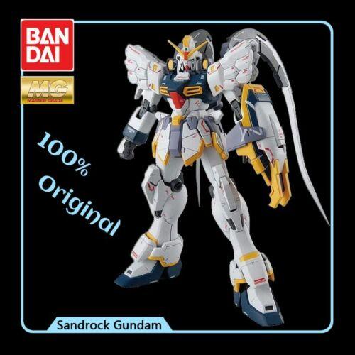 BANDAI Model MG 1//100 Mobile Report Gundam Wing EW Sandrock Effects Figure SA