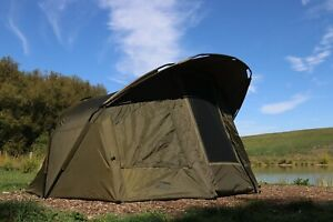 Fox EOS TT Pro Bivvy 2 Man Fishing Shelter TT Exclusive NEW - CUM283