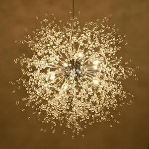 Modern dandelion led chandelier fireworks pendant lamp ceiling light image is loading modern dandelion led chandelier fireworks pendant lamp ceiling audiocablefo