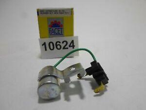 Condenser System Ignition Condenser Ignition FACET VW Caddy Golf 2 1.6