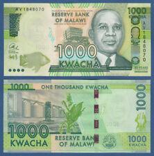 MALAWI 1000 Kwacha 2014 Commemorative UNC  P. 68