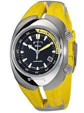PIRELLI P-ZERO AUTOMATICO DIVER Sportivo R 7921110015 orologio GIALLO yellow