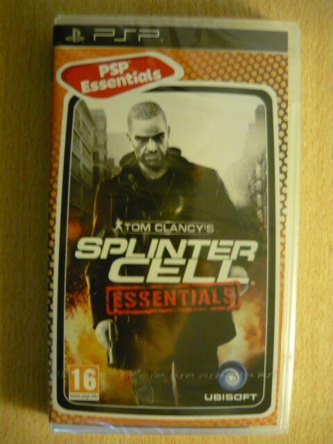 SPINTER CELL ESSENTIALS PSP