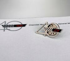 ** Corvette 50th Anniversary Lapel Pin 2003 Collector pin