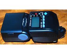 Blitz Nikon Speedlight SB 50 DX - neuwertig mit neuen Batterien