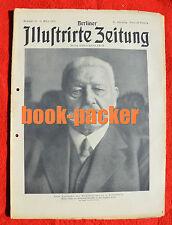 BERLINER ILLUSTRIRTE ZEITUNG 1932 Nr. 10: Zur Reichspräsidenten-Wahl
