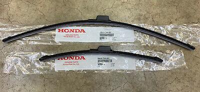 Honda Accord Mk8 Estate 7//2008-2015 22 /& 24 Inch Hybrid Wiper Blades 1 Pair