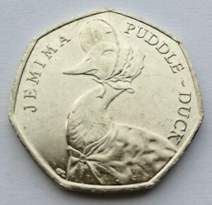 Jemima Puddle Duck 50p