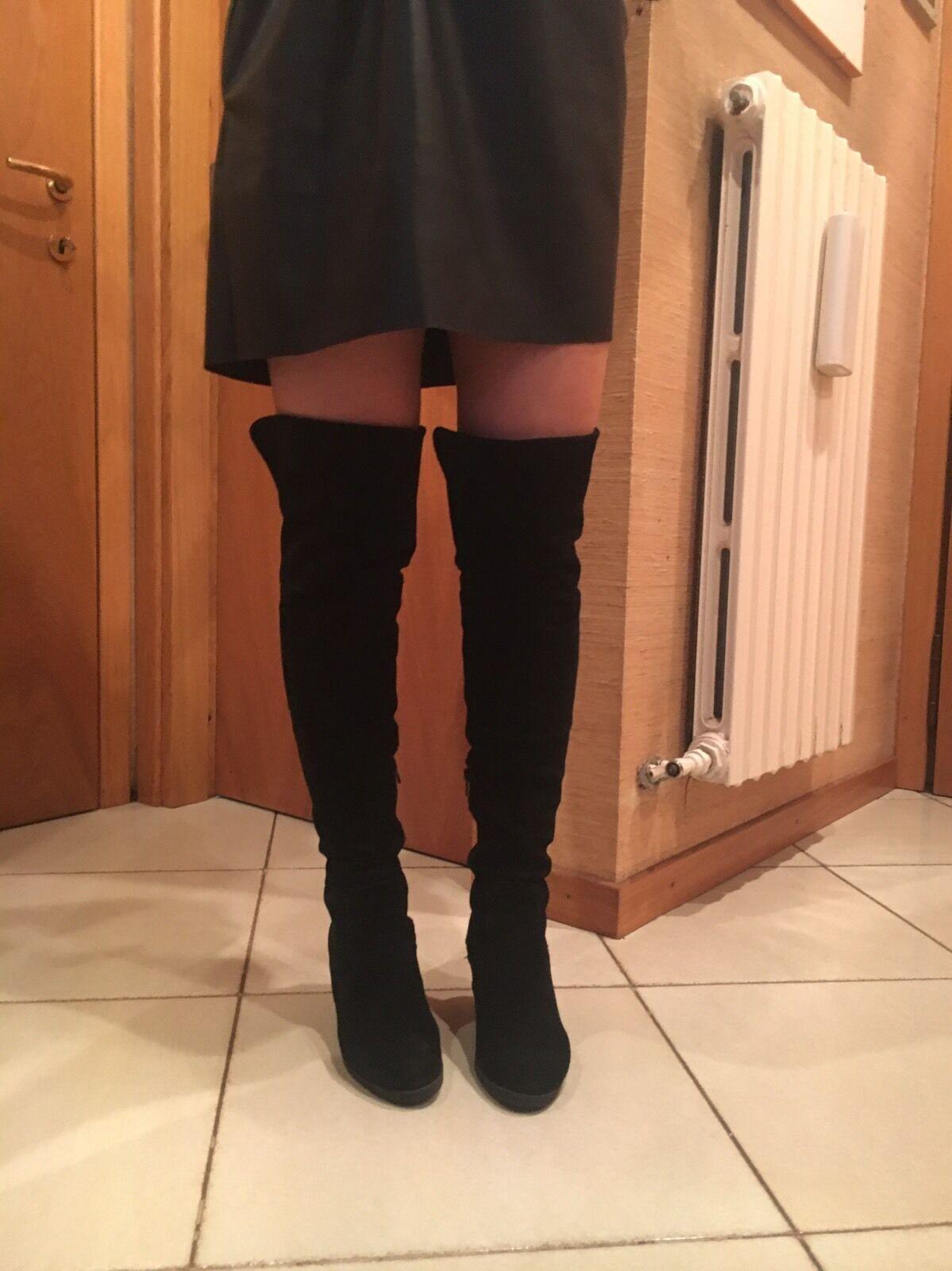 Stivali alti Steve Madden,Gli stivali da donna e classici sono popolari, economici e donna hanno dimensioni 1b6975