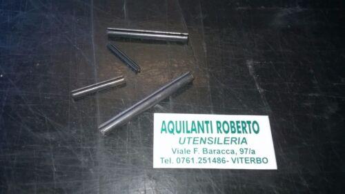 SPINE ELASTICHE DA ø 8mm x  L 40 mm in UNI 6873 DIN 1481 5 x conf.