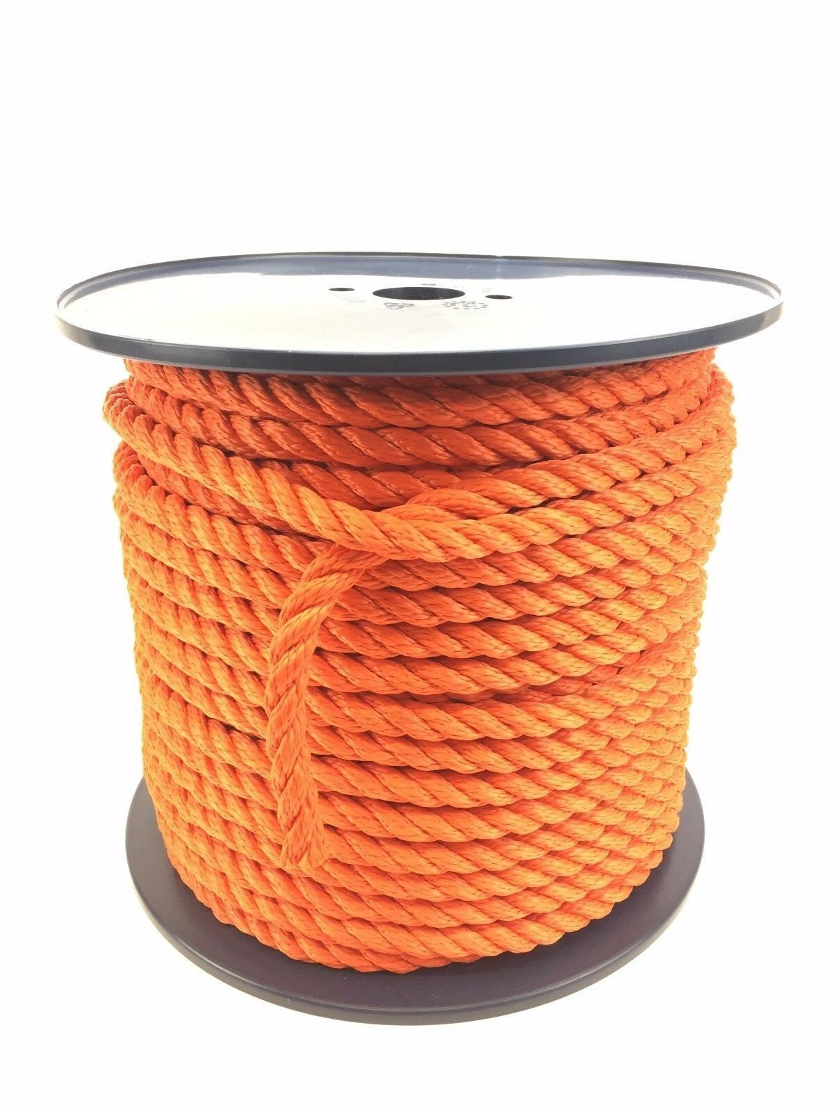 12mm orange Softline Rope x 50 Metre Reel, Yachts, Sailing, Boats, Marine