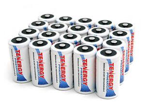 Combo-20-PcsTenergy-PREMIUM-C-Size-5000mAh-NiMH-Rechargeable-Battery