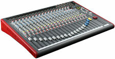 Allen & Heath ZED-22FX - 22 Channel USB Mixing Desk With FX - New Sealed