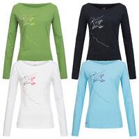 Nike ACG Damen Freizeit Langarm Shirt 243009 Rundhals Long Sleeve XS - 2XL neu