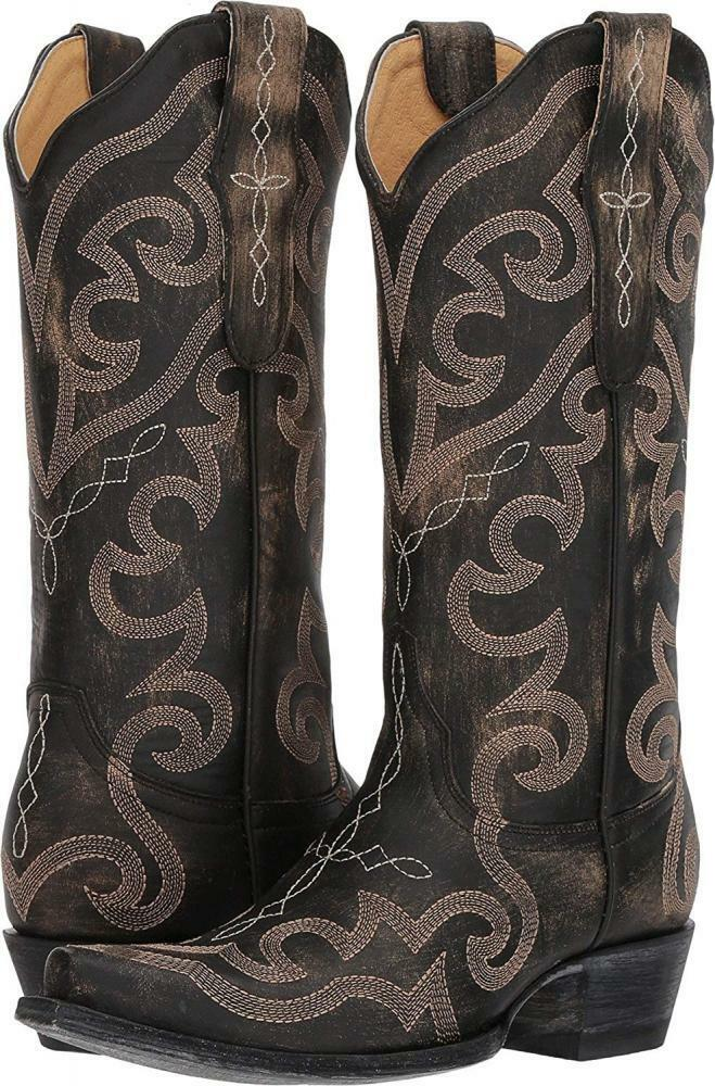 Old Gringo Donna Leather Cowboy Cowgirl Western Boots Vittoria Pull On
