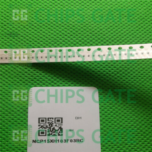 200PCS MURATA NCP15XH103F03RC SMD thermistor NTC 10K/% 1
